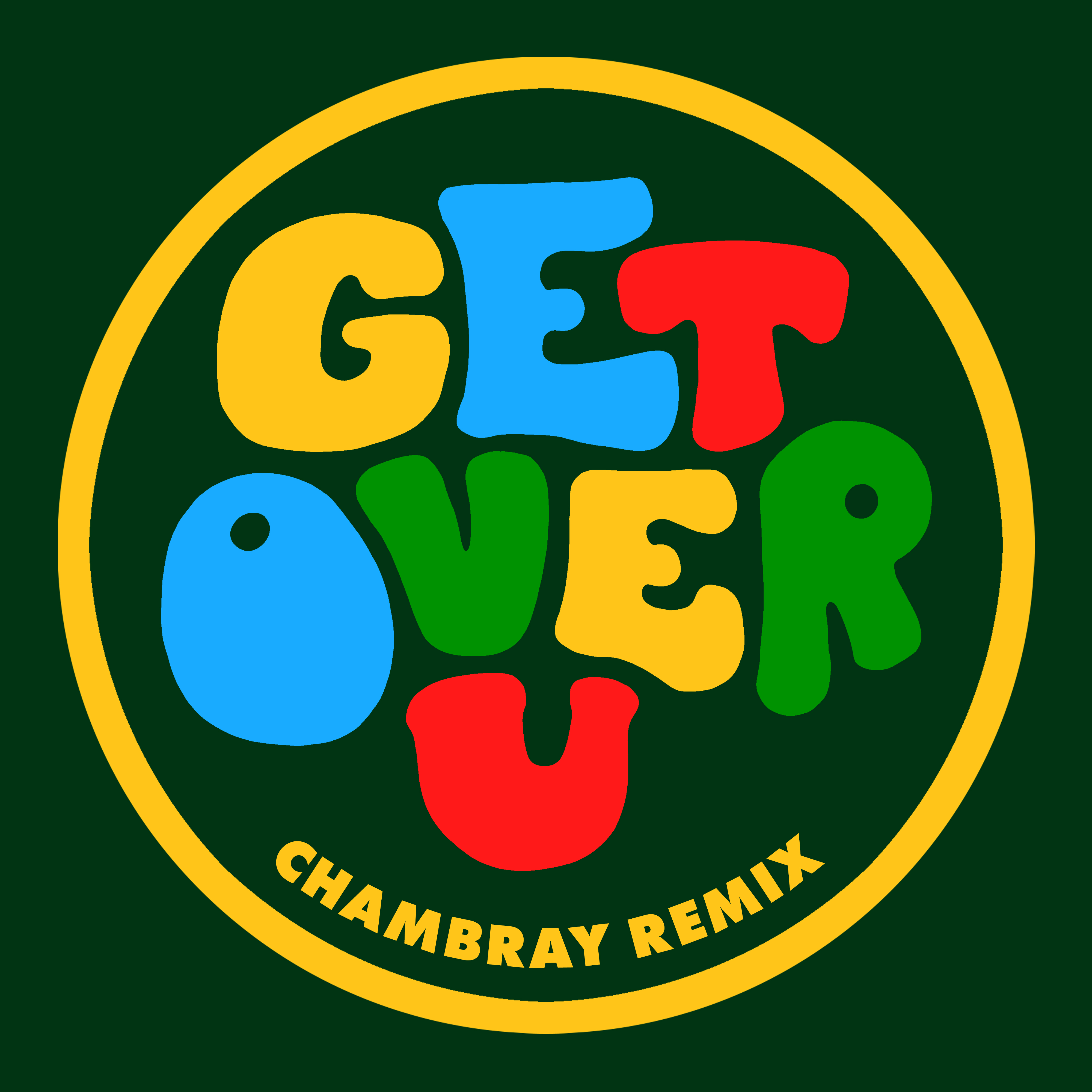 Frankie Knuckles pres. Director's Cut feat. B. Slade – Get Over U (Chambray Remix)